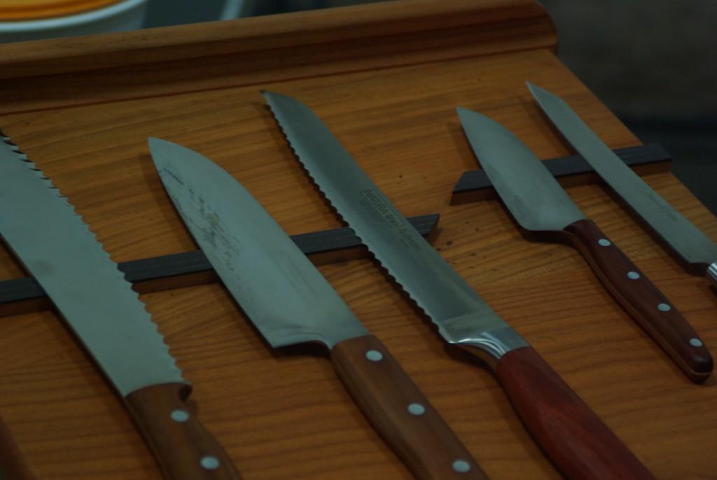 Messer schleifen lassen